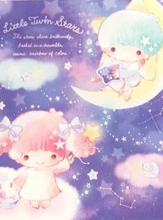 little twin stars Sanrio Wallpaper, Star Wallpaper, Kawaii Wallpaper, Little Twin Stars, Little Star, Unicorn Wall, Cute Unicorn, Sanrio Characters, Cute Characters