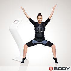 Kas oranını arttırmak kalıcı inceliğin ve fit bir vücudun olmazsa olmazıdır. XBody'nin etkili ve hızlı teknolojisi, kas gruplarını aynı anda ve etkili bir biçimde çalıştırır. Kısa zamanda gözle görülür incelme ve ideal bir vücut yapısına sahip olursunuz.