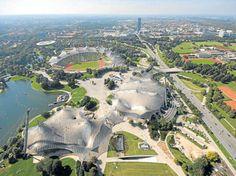 Olympia Stadium, Munich