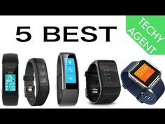5 BEST fitness trackers (as of November 2016) - YouTube