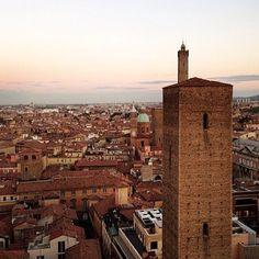 Bologna by @peterzullophoto via @succedesoloabologna