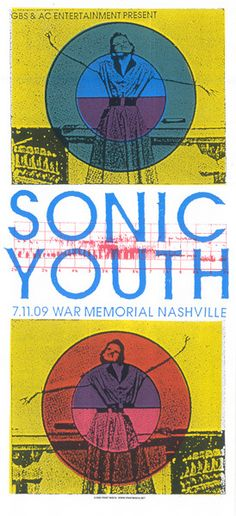 GigPosters.com - Sonic Youth