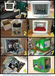 Resultado de imagen para reciclado de monitores de computadora