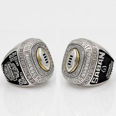 Custom 2015 Alabama Crimson Tide College Football Playoff National Championship Ring Click Link in My Profile to Order #rolltide #alabama #sec #lsu #fsu #cfb #vfl #ugafootball #gbo #cfpbound #govols #vols