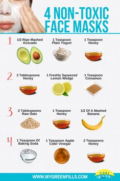 10 toxic chemicals commonly found in cosmetics clear skin tips best tips for healthy skin maintain face skin 20190318 skincaresecretstips Homemade Face Masks, Homemade Skin Care, Diy Face Mask, Homemade Beauty, Honey Face Mask, At Home Face Mask, Homemade Facials, Avocado Face Mask Diy, Body Scrub Homemade