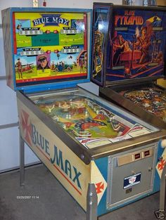 Pinball Games, Pinball Wizard, Arcade Games, Video Game Machines, Penny Arcade, Pool Tables, Retro Images, Fun Time, Darts