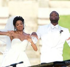 21 Times Gabrielle Union and Dwyane Wade Reminded Us Why Black Love Rocks Black Love, Black Is Beautiful, Beautiful Images, Couple Style, Wedding Goals, Dream Wedding, Wedding Day, Queens Wedding, Wedding Photos