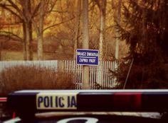 Poranne odświeżanie pamięci ( policyjny parking, Przemysłowa)
