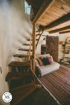 Lewis Reclaimed Sliding Barn Door By White Shanty 😍