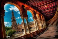 Plaza de Espana, Spain on GlobalGrasshopper.com