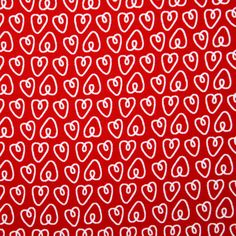Tejidos, Cotton Fabric, Red