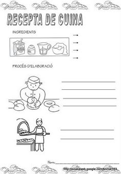 UD LES TIPOLOGIES TEXTUALS - BELBEL MESTRA - Àlbums web de Picasa Spanish Class, My Job, Conte, Valencia, Classroom, Math Equations, Teaching, Activities, Writing