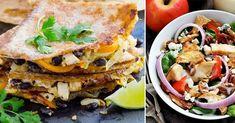 24 deliciosas y saludables recetas para llevarte al trabajo en un táper Diet And Nutrition, Health Diet, Cooking Recipes, Healthy Recipes, Muscle Food, Chopped Salad, Healthy Life, Catering, Food And Drink