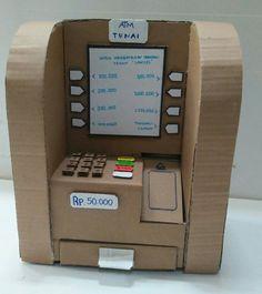Cardboard Vending Machine 100 Perfectly Made Youtube