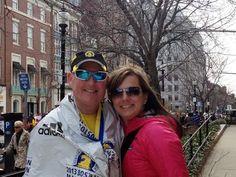 Boston marathon runner from Sutton meets man who gave her his medal - Worcester Telegram & Gazette - telegram.com