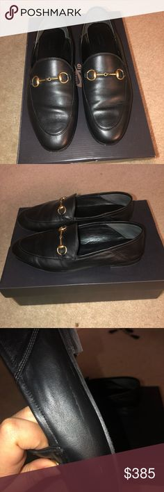 d4be0786e08 Gucci Brixton loafer size 39 Most amazing and comfortable loafers ever!  100% authentic Gucci