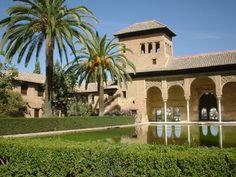 La Alhambra y el Generalife in Granada, Andalucía