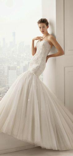 a0c5dc13d7 16 Best Rosa Clara Two images   Alon livne wedding dresses, Bridal ...