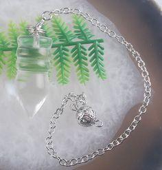 Clear Quartz Crystal Pendulum~Wicca~Wiccan