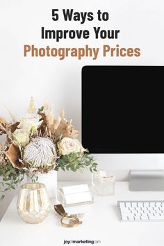 One of the scariest things about running a photography business is figuring out your photography pricing.Once you've done all the math and know how to profitably price your photography, the next step is to present and display your prices so that your clients see you're worth what you're asking to be paid.Below, I'm critiquing the photography pricing list of one of my Simplified Photography Pricing Formula students, Ciera Kizerian. Photography Price List, Photography Business, Business Tips, Improve Yourself, Students, Presents, Place Card Holders, Joy, Display