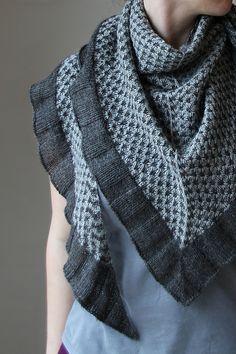 Ravelry: Spark of Grey pattern by Melanie Berg