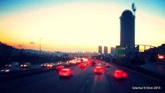 Otomobilli ulaşım ve trafik, özellikle yeni yerleşimlerin ve hepimizin en büyük sorunu..