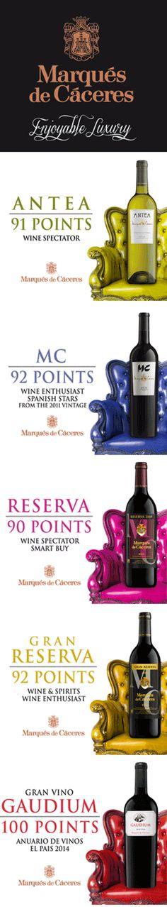 Marqués de Cáceres: Affordable Luxury