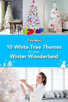 Learn how to decorate a White Christmas Tree for your winter wonderland! Use these tips and tricks to create your winter wonderland for the holidays. Slim White Christmas Tree, White Artificial Christmas Tree, Tinsel Christmas Tree, Red Christmas, All You Need Is, Christmas Centerpieces, Christmas Decorations, Tinsel Garland, Merry Christmas