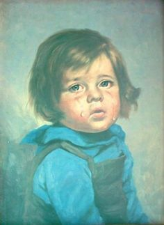 Kind bild bragolin weinendes Giovanni Bragolin: