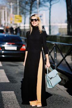 #fashion-ivabellini @ivabellini Vanessa Jackman: Paris Fashion Week AW 2014....Natalie