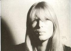 Nico/Christa Paffgen model and singer for The Velvet Underground
