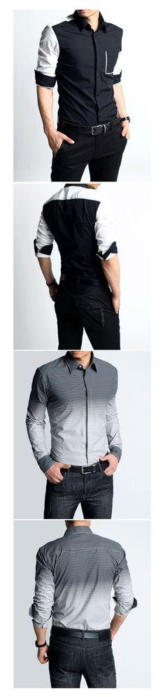 Camisas Kuegou Moda Koreana