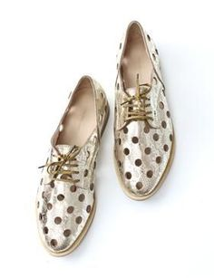 Rachel Comey Acker Brogue- Golden Caramel | Street Fashion