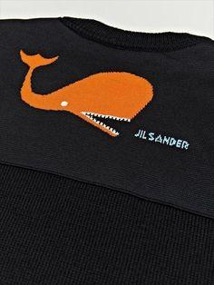 Jil Sander A/W12 Men's Whale Jumper