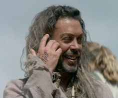 Tim Curry is Indescribably beautiful.