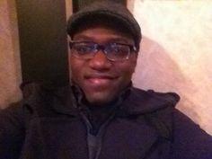 Omari Newton selfie from the set of Continuum Season 2 - Feb. 25, 2013 (via @OmariAkilNewton on Twitter)