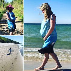 Spacery nad morzem to dla mnie najprzyjemniejsza forma ruchu w ciąży :) activepregnancy #aktywnamama #fitmama #fit #fitness #activemum #activemom #ciąża #cwiczenia #cwiczewdomu #pregnant #pregnancy #pregnantlife #dziecko