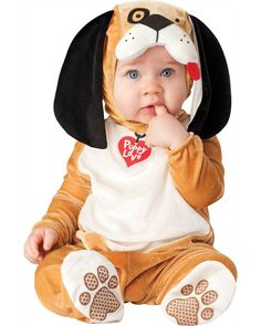 Puppy Love Baby Costume