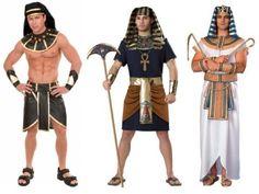 Men Halloween Egyptian Costumes