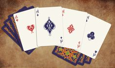 Surena: The Persian Deck (Playing Cards printed by USPCC) by Diba Salimi — Kickstarter