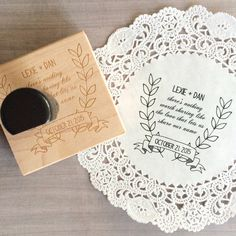 Wedding Stamp / Save the Date Stamp / Custom Stamp / Love Stamp / Names Stamp / Wedding Quote / Personalized by SugarAndChicShop on Etsy https://www.etsy.com/listing/212014466/wedding-stamp-save-the-date-stamp-custom