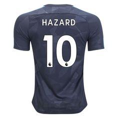 e967110ba Nike Eden Hazard Chelsea Third Jersey 17 18 Chelsea Soccer