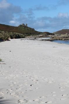 Great Bay, St Martins Isles of Scilly, England....