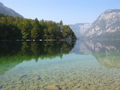 points of interest Slovenia - see where to go! Bohinj