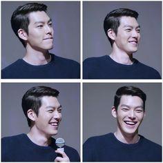 The way you look and smile Sarang-hamnida Woo Bin Oppa #unconditionallove #kimwoobinfans #kimwoobin #koreanactor
