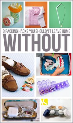 8 Genius Hacks for Packing a Suitcase