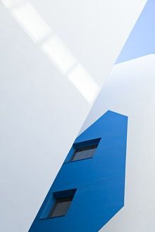 color and shape #architecture