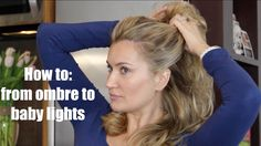 How to: from OMBRE to BABYLIGHTS
