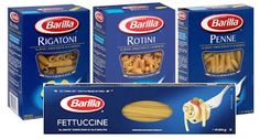 $1.00/4 Barilla Blue Box Pasta Coupon! ONLY $0.75 each at #Dollar Tree & $0.84 #Target! http://po.st/zquZZb