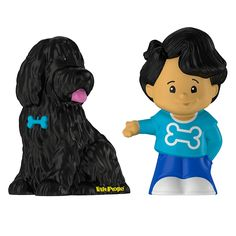 Little People® Koby & Dog | BFT80 | Fisher Price